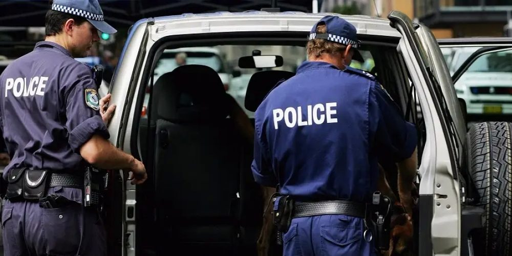 What are the ways to apply for the national police check in Australia